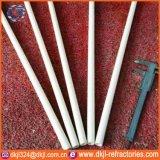 tubo filtrante de cerámica del alúmina poroso 95 a 99.7 Al2O3