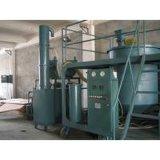 기름 필터 기계장치를 위한 폐기물 엔진 기름과 모터 오일 재생 공장