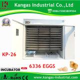 Incubateur automatique de cailles de Digitals (KP-26)