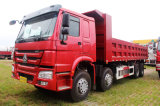 Sinotruck 8X4 371HP 31 toneladas de carro de HOWO (ZZ3317N3567W)
