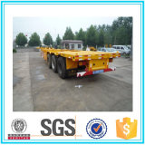 Cimc Verkoop van de Aanhangwagen van het Skelet van 3 As de Semi voor het Vervoer van de Container