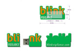 OEM van het Embleem van het Ontwerp van de Aandrijving van de Flits USB de Kaart van de Flits van de Douane USB van de Schijf USB 2.0 van de Flits van de Schijf van de Flits van de Kaart USB Pendrives USB van het Geheugen van de Stok USB van Af:drukken USB