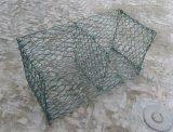 Stuoie di Gabion, casella di Gabion, materasso di Reno, maglia di Gabion
