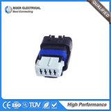 Автоматический разъем стержня снабжения жилищем 4pin женский Fci кабеля
