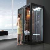 De sanitaire Zaal van de Stoom van de Sauna van de Badkamers (m-8287)