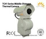 Камера серии Tc41 Middle-Distance термально с 336X256 расстоянием обнаружения разрешения &300m~3km