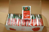 Высокое качество заготовленных томатной пасты