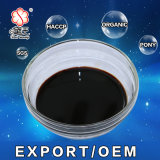 OEMのエキスの黒のニンニクオイル(2kg/can)の顧客用黒いニンニク