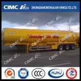 Cimc nave cisterna della benzina della lega di alluminio di Huajun esportatrice