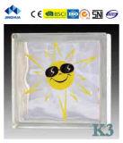 Высокое качество Jinghua художественных K-2 Окраска стекла блок/кирпича