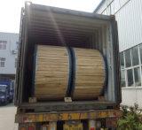 11kv BS 6622 IEC 60502 Conductor de aluminio/aislamiento XLPE/armadura de alambre de acero/Cable de alimentación de revestimiento exterior de PVC 3x300mm2