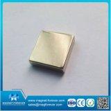 De Magneet van het blok van het Neodymium (NdFeB) voor Motor, Spreker met SGS RoHS
