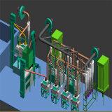 Máquina automática da fábrica de moagem de milho do milho 20tpd para Kenya