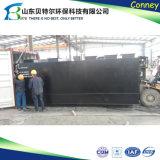 40tpd de Installatie van de Behandeling van het Water van het Afval van de binnenlandse Riolering, verwijdert Kabeljauw, BZV
