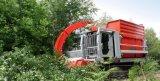 Récolteuses de biomasse pour la centrale de biomasse CPE