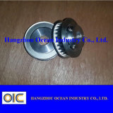 Poulie de distribution en aluminium de haute qualité