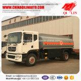 Camion-citerne à huile de 8000 litres pour essence diesel Chargement du kérosène