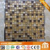 Het hete Mozaïek van de Hars van de Punten van de Verkoop en het Gouden Mozaïek van het Glas (M815048)