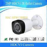 cámara del CCTV Dahua del punto negro de 2MP Hdcvi IR (HAC-HFW1200RM)