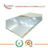 El magnesio de la luz de la placa de aleación de metal de hoja de aleación de magnesio (Mg)
