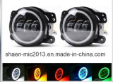 4 duim 18W LED Fog Lights voor Jeep