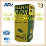 Mann de Filter van de Olie Hu931/6 X voor Benz, Renault, Dacia, Nissan