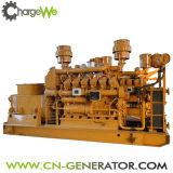 10kw - 5MW Wood Biomass Gasifier Syngas Générateur d'électricité Générateur de gaz à biomasse