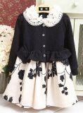 Couture Robe florale en deux pièces KID'S WEAR DK1201