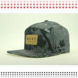 2016カスタムブランク平らな縁6のパネルの急な回復の帽子の帽子