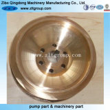 Ventola della pompa del pezzo fuso della cera persa acciaio Bronze di /Stainless nel pezzo fuso di investimento