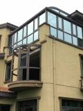 Clair Bâtiment trempé stratifié Double vitrage pour la Sunroom