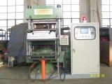 Máquina da imprensa do Vulcanizer para fazer grandes produtos de borracha