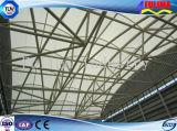 プール(SSW-011)のガラス繊維が付いている軽い鉄骨構造