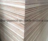 Madera contrachapada de lujo china con la alta calidad para la decoración