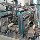 Máquina de enchimento automática de cartuchos de cabeça dupla de selante
