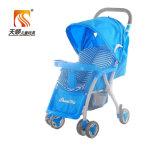Bester verkaufenbaby-Spaziergänger mit justierbarem Kabinendach von der Fabrik für Verkauf