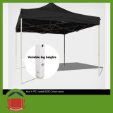 3X3m Steel Folding Canopy Tent für Outdoor Event