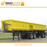 Rimorchio pieno del deposito laterale di SINOMTP Superlink per il trasporto di estrazione mineraria