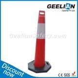 Hochleistungsführungdelineator-Plastikpfosten mit Ketten