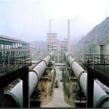 석회 플랜트 & 석회 생산 라인을%s 액티브한 석회 회전하는 킬른
