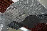La publicité du panneau de nid d'abeilles découpé par panneau d'alliage d'aluminium de Transportion