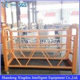 Bâtiment de construction électrique Zlp// mur externe plate-forme suspendue