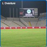 옥외 풀 컬러 둘레 경기장 LED 영상 벽