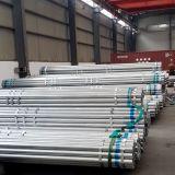 Tubulação galvanizada carbono soldada ERW do tubo da cerca