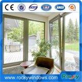 Finestra moderna di scambio di calore di disegno della Camera con il blocco per grafici di alluminio