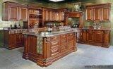 Armadio da cucina di legno solido