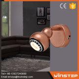 GU10 intérieure prix d'usine Rose Cafe LED 5W Wall Lamp