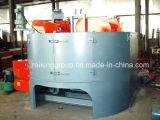 Tipo caliente máquina de Turnable de la venta del chorreo con granalla
