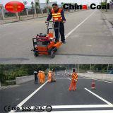 自動推進の道マーキングラインペンキ除去剤機械