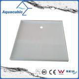 Sanitary Ware High Quality Square 90X90 SMC Base de banho de banho com grade (ASMC9090-3)
